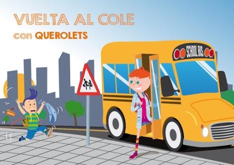 Consejos vuelta al cole Querolets