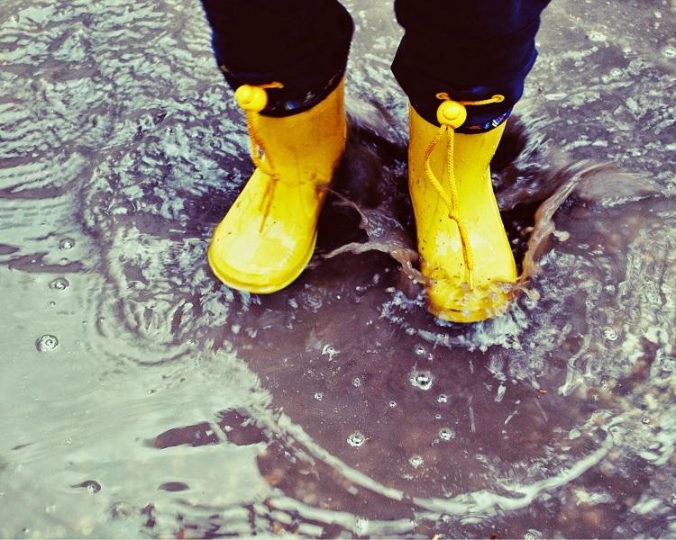 Consejos para escoger las botas de agua de nuestros hijos Querolets
