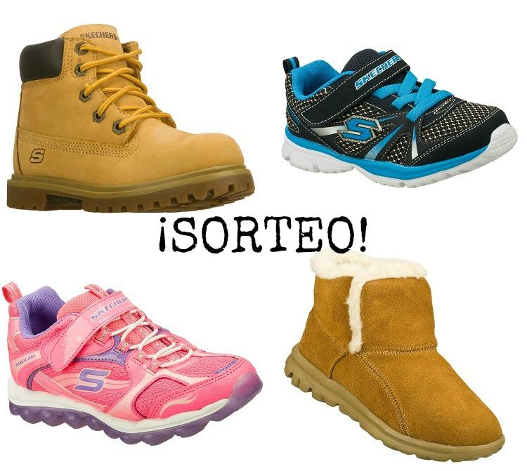 SORTEO zapatitos Skechers y Querolets Gratis 5